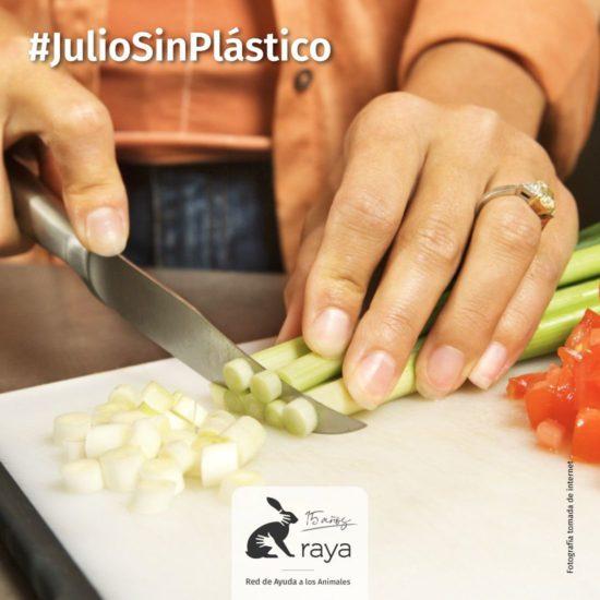 Reemplaza el plástico en la vida cotidinana