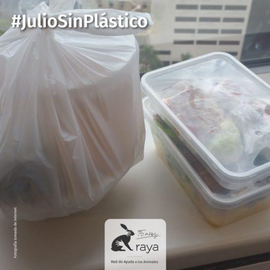 Plástico en la vida cotidiana
